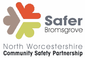 Safer Bromsgrove logo