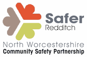 Safer Redditch logo