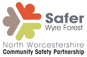Safer Wyre Forest logo