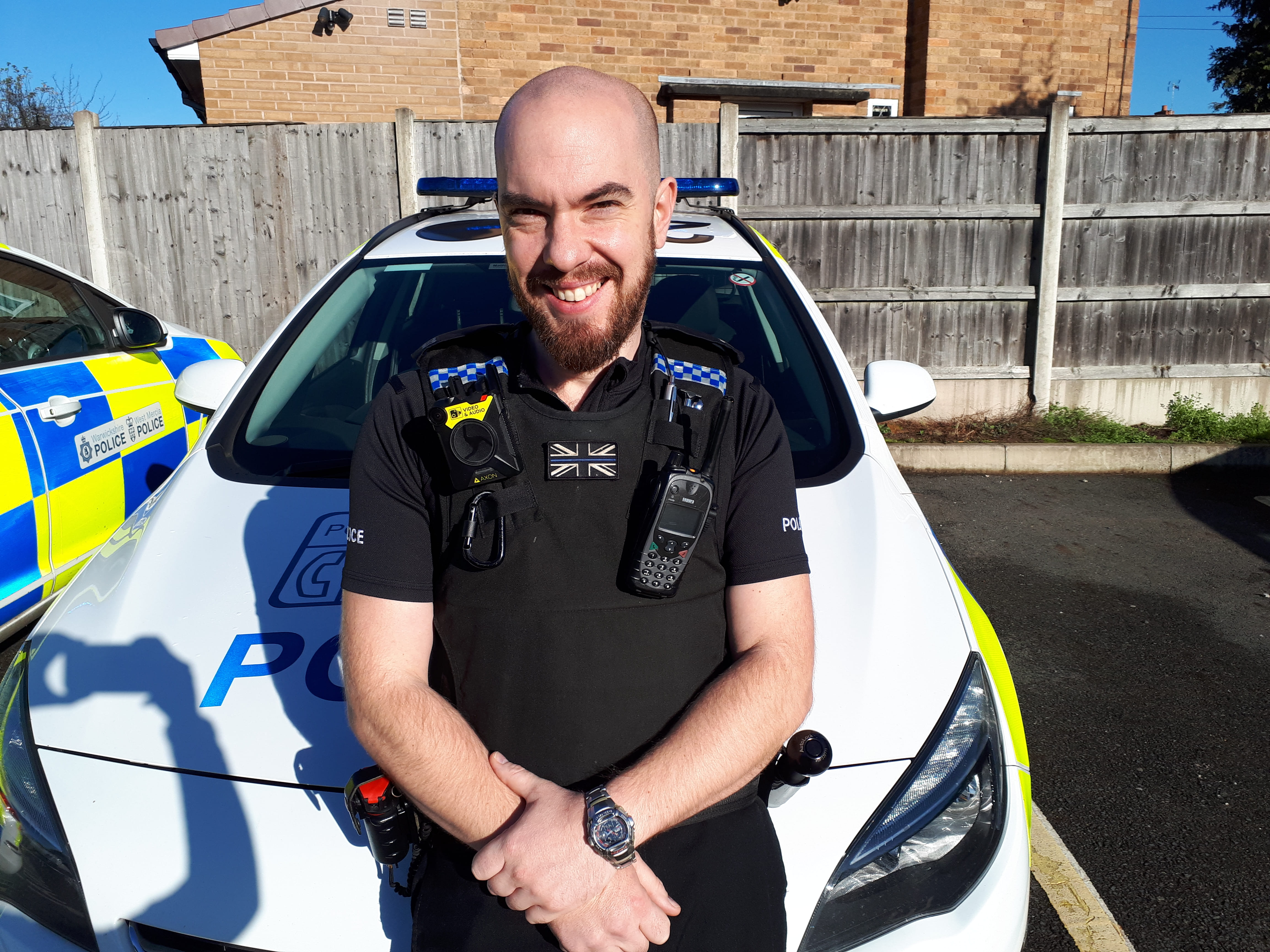 PC Jon Townsend